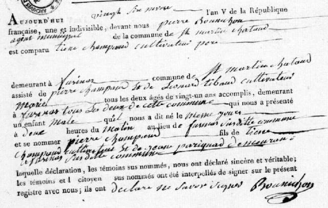 1797-01-15 naissance champaud pierre