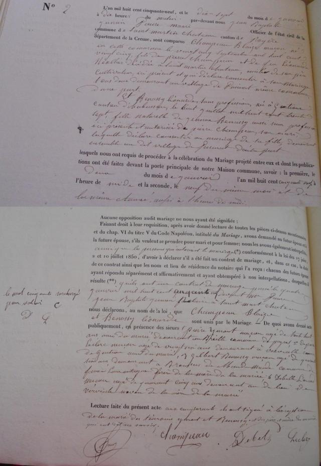 1859-01-17 mariage champeau-benassy