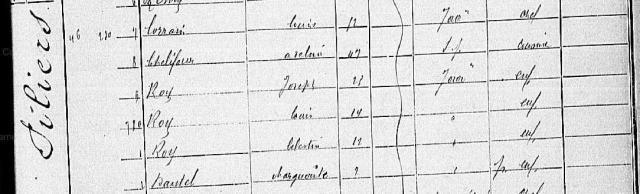 1896 Chelifour