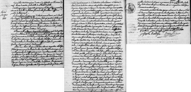 1810-09-03 mariage Royer-Chelifour