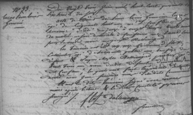 1847-06-23 décès Lucas Pierre Louis Germain