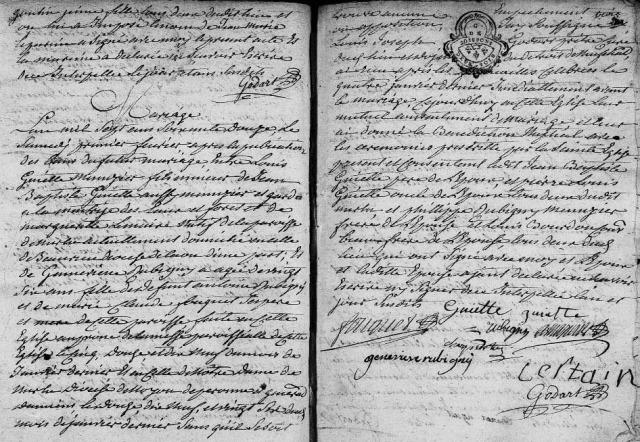 1772-02-01 mariage Guiette-Rubigny