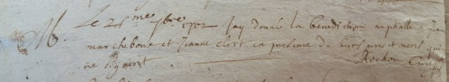 1702-09-25 mariage Marchebout-Clert