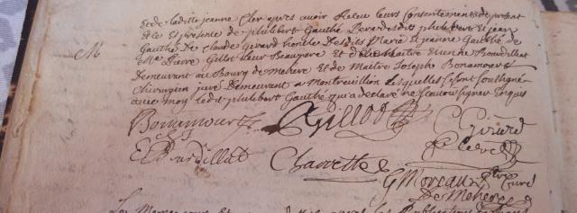 1731-01-30 mariage Gauthé-Gauthé (2)