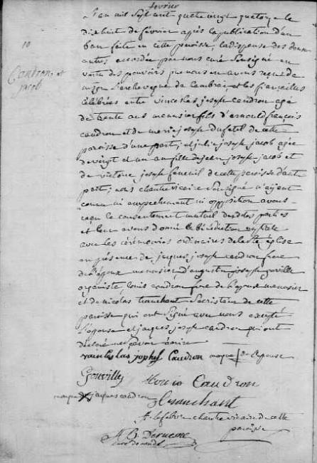 1794-02-18 mariage Caudron-Jacob