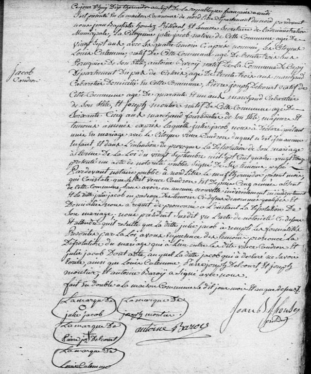 1799-07-28 divorce Caudron-Jacob