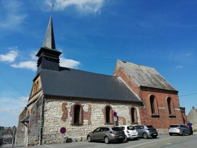 Eglise Saint Martin de Proisy