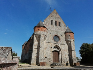 Eglise Saint Rémy de Marly-Gomont