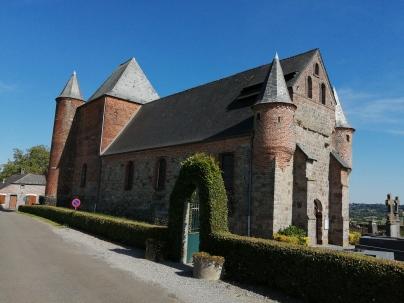 Eglise Saint Nicolas d'Englancourt