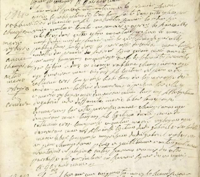 1751-02-01 mariage Champroux-Rybeyre