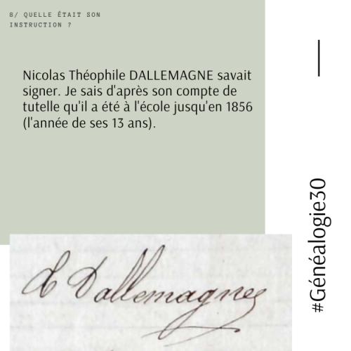 #Généalogie30(10)