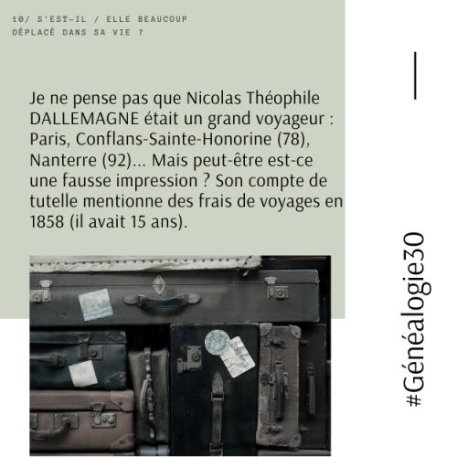 #Généalogie30(12)