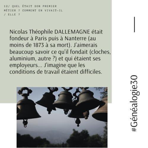 #Généalogie30(14)
