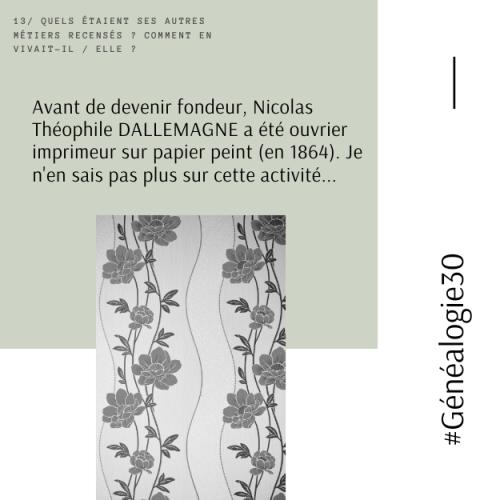 #Généalogie30(15)