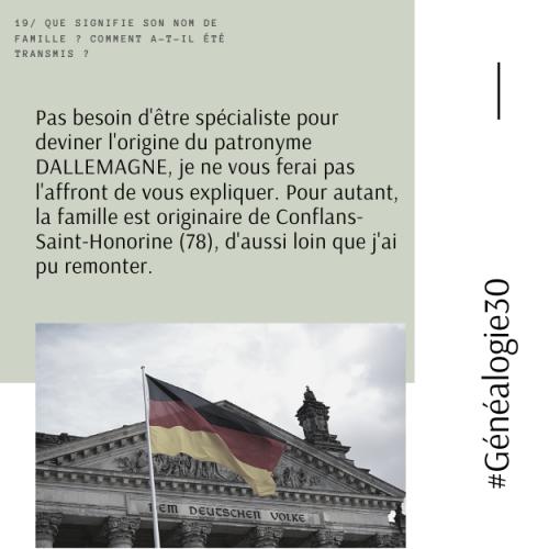 #Généalogie30(21)