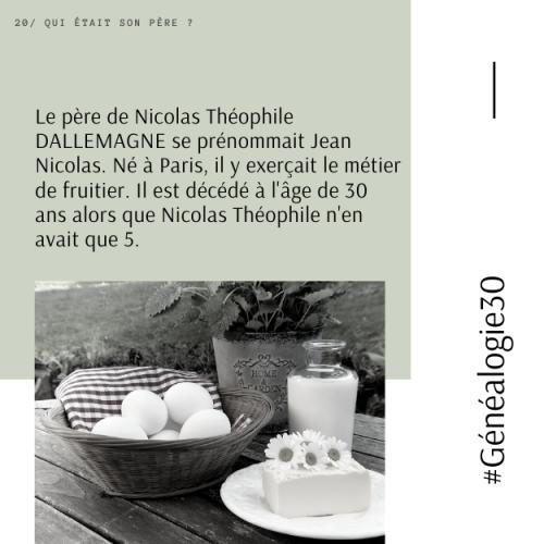 #Généalogie30(22)