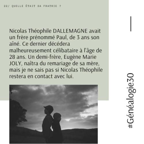#Généalogie30(24)