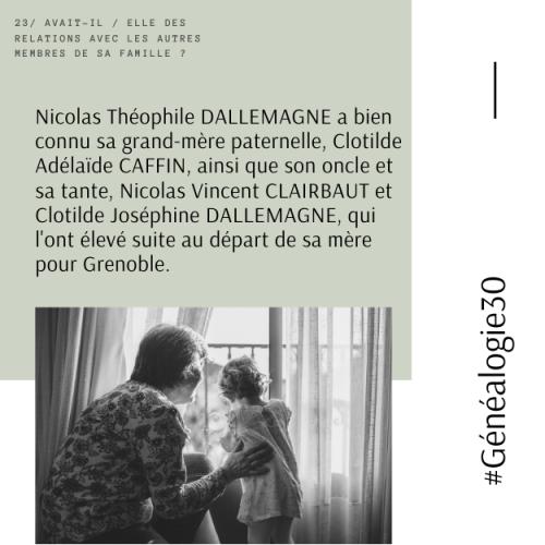 #Généalogie30(25)