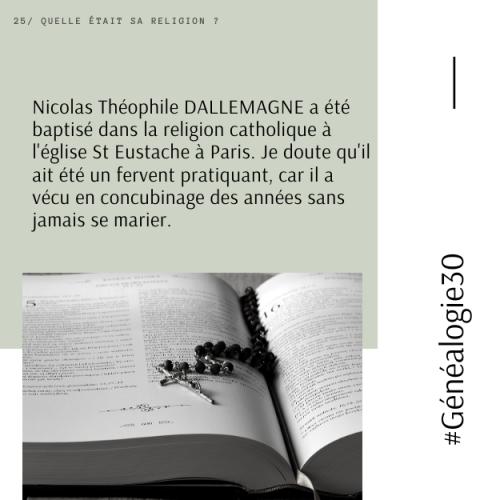 #Généalogie30(27)