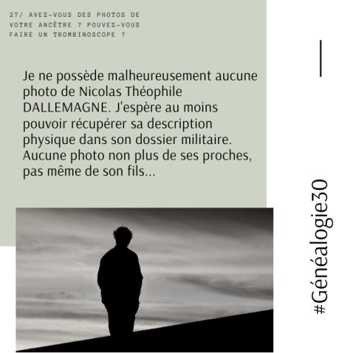 #Généalogie30(29)