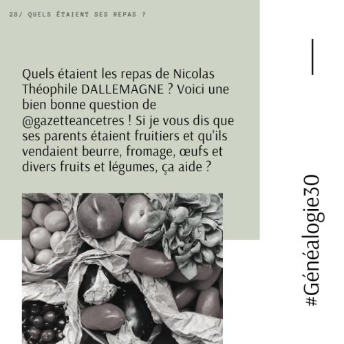 #Généalogie30(30)
