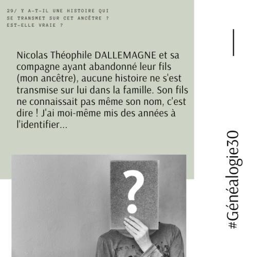 #Généalogie30(31)