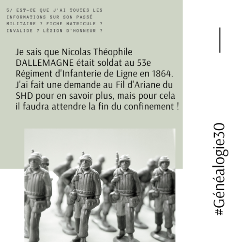 #Généalogie30(6)