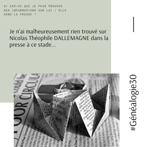 #Généalogie30(7)