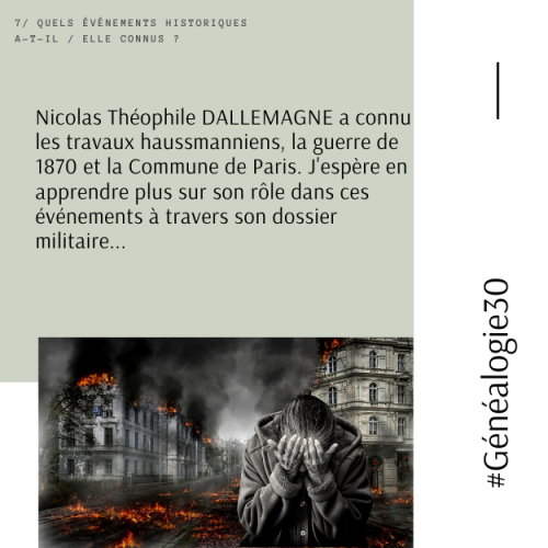 #Généalogie30(8)
